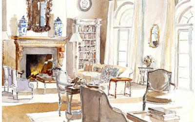Hadley Court: How Hiring An Interior Designer Saves You Money
