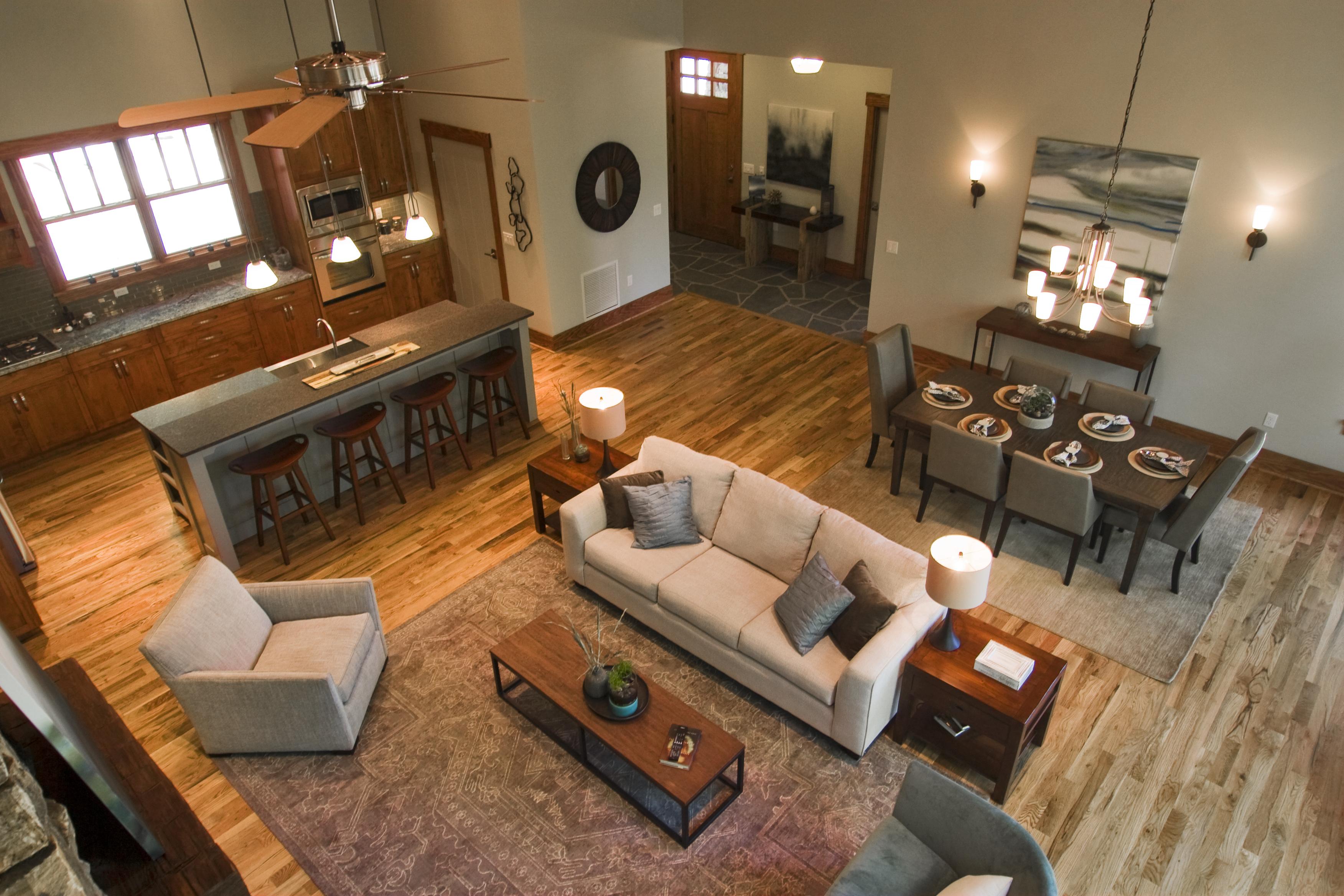 The Award Winning Rockcliff Model Home