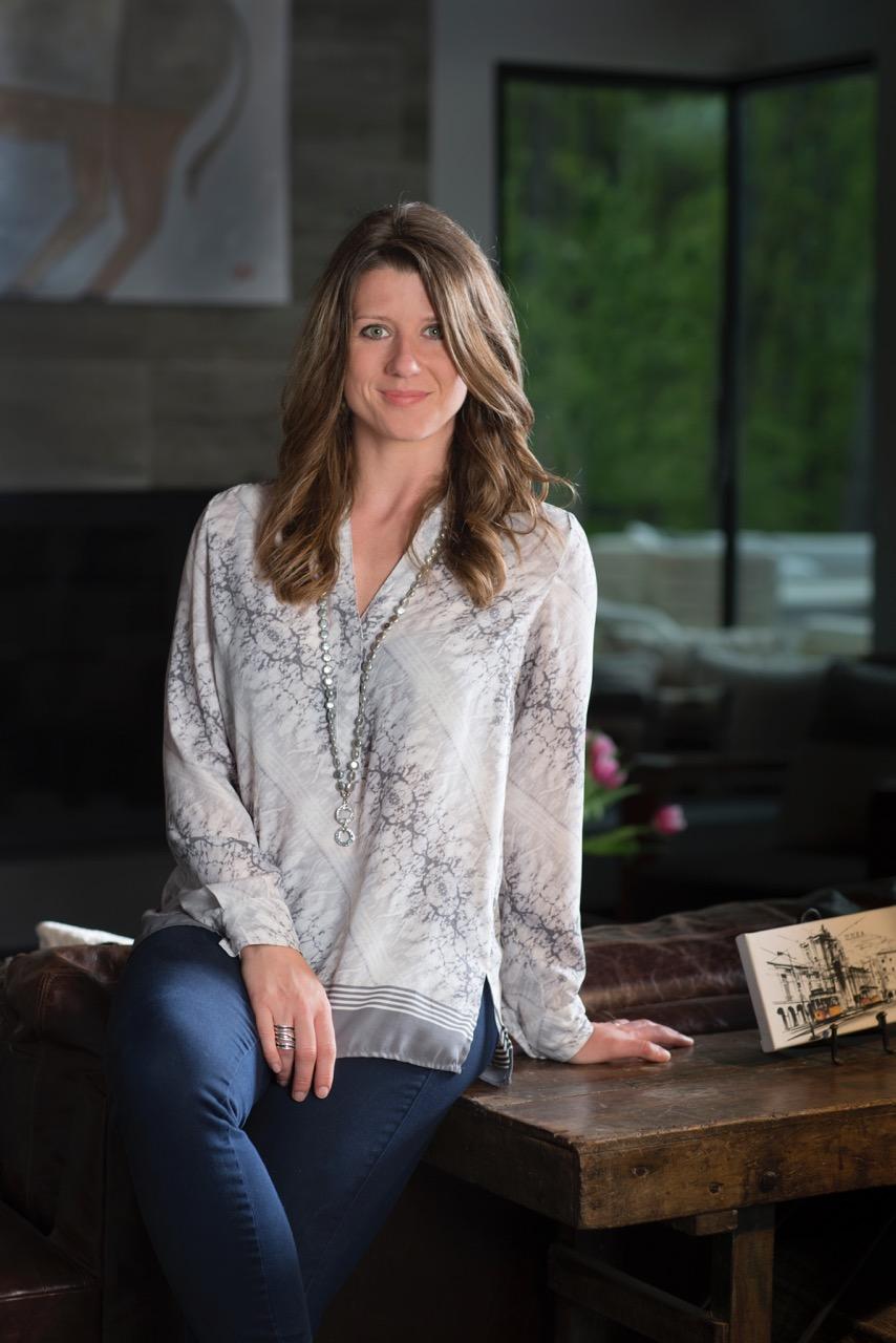 Laura K. Sullivan: Principal, Lead Interior Designer, Allied ASID, CAPS, CGP