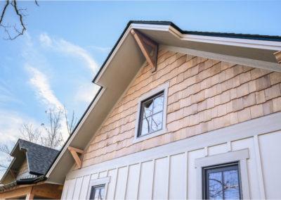 Miller Residence Exterior roof
