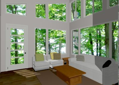 Rhodo 2 Living Area