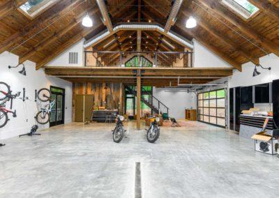 Watkin Barn Interior Large Window