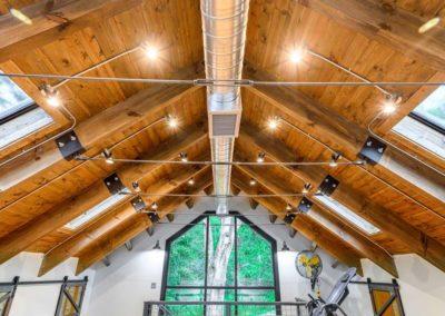 Watkins Barn ceiling 2