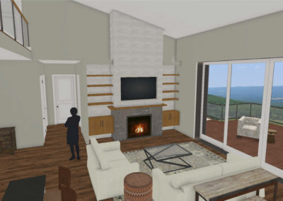 Regan Fireplace Design