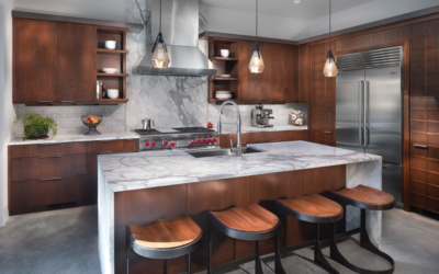 COUNTERTOPS: A Marriage of Beauty, Functionality, and Durability