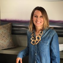 Annie Littell, Lead Interior Designer & Furnishings Manager
