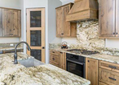 Miller Residence interior kitchen