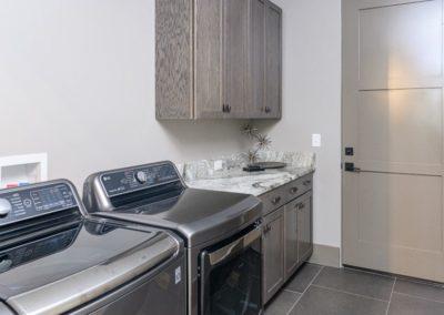 Miller Residence interior laundry