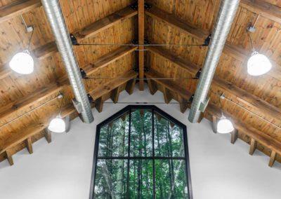 Watkins Barn Interior Window 2