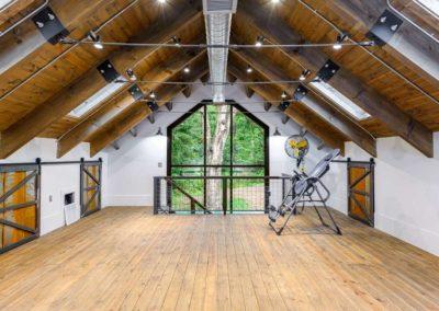 Watkins Barn loft 2