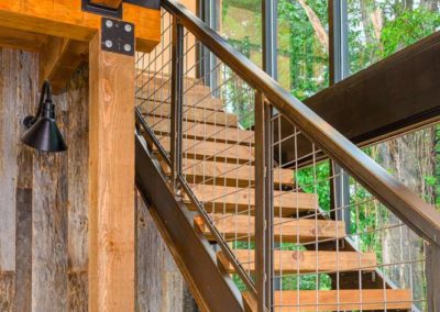 Watkins Barn Staircase