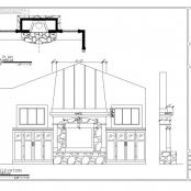 Craftsman Fireplace Drawings